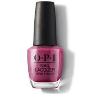 OPI Nail Lacquer - A-rose at Dawn...Broke by Noon