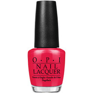 OPI Nail Lacquer - California Raspberry