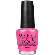 OPI Nail Lacquer - La Paz-itively Hot