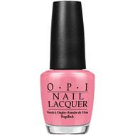 OPI Nail Lacquer - Not So Bora-Bora-ing Pink