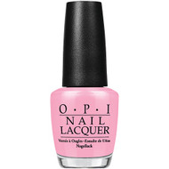 OPI Nail Lacquer - Pink-ing of You