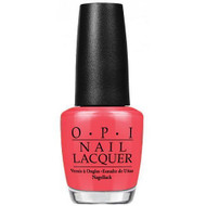 OPI Nail Lacquer - Red Lights Ahead