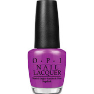 OPI Nail Lacquer - Plugged-In Plum