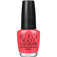 OPI Nail Lacquer - I Eat Mainely Lobster