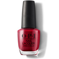 OPI Nail Lacquer - OPI Red