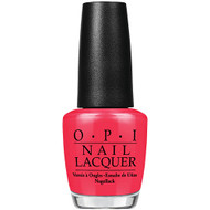 OPI Nail Lacquer - Red My Fortune Cookie