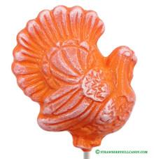 Thanksgiving Turkey Lollipop
