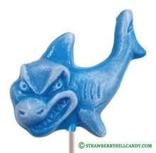 Shark Frosted Lollipop