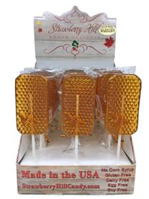 Honeycomb Lollipop