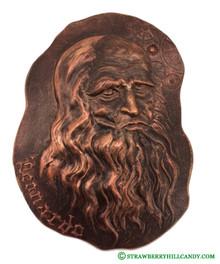 Chocolate Leonardo da Vinci Masterpiece