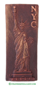 NYC Stature of Libery Chocolate