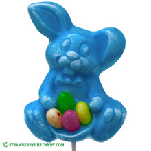 Easter Bunny with Jelly Beans Lollipop