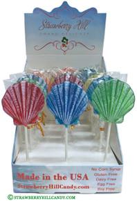 Jumbo Seashell Lollipop