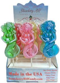 Mermaid Queen Lollipop