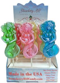 Mermaid Queen Lollipop