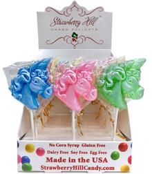 Assorted Unicorn Lollipops