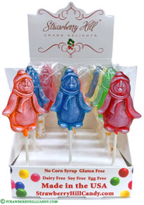 Assorted  Penguin Lollipops