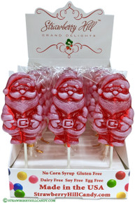 Santa Claus Lollipop