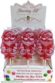 Santa Claus Lollipop
