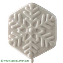 Snow Flake Lollipop