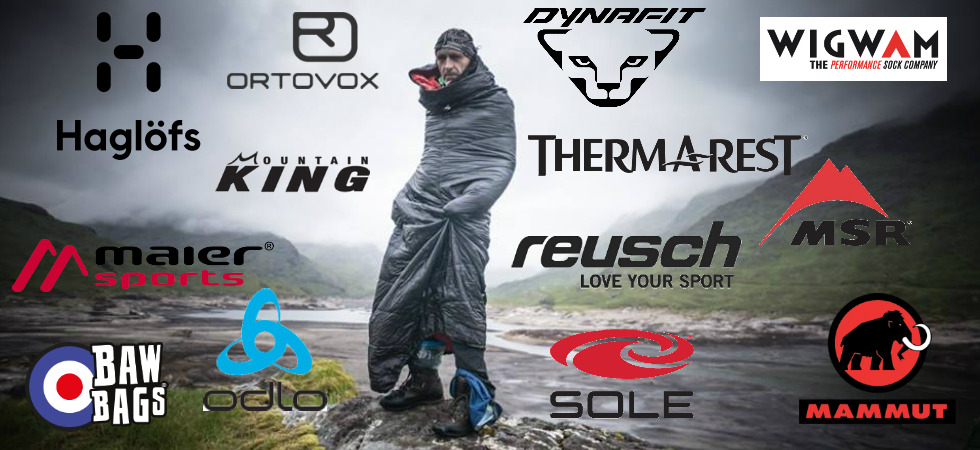 Outdoor clothing brands sold at gear pest