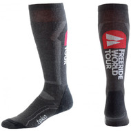 Teko Freeride World Tour Series Ski Socks Ultralight