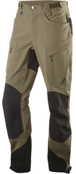 Haglofs Rugged II Mountain Pant Men - Driftwood / True Black
