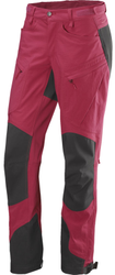 Rugged II Mountain Pant Women - Volcanic Pink / True Black