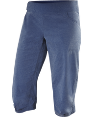 Haglofs Amfibie II Long Shorts in Hurricane Melange. Women's shorts