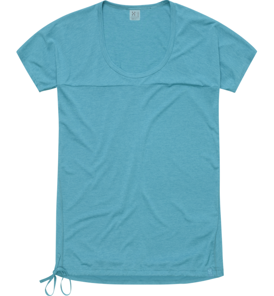 Haglofs Ridge II Tee Women - Peacock