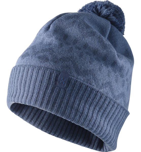 haglofs stipe beanie blue ink