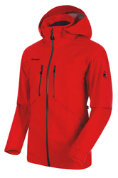 Mammut Stoney HS Jacket Men Magma | free ride jacket