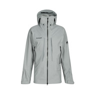 mammut masao HS hooded jacket | granit