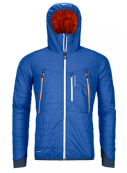 Ortovox Swisswool Piz Boe Jacket M Just Blue