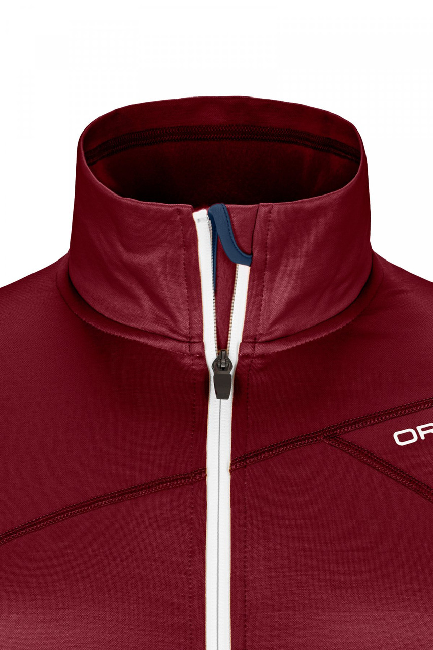 Ortovox Fleece Jacket Men Men S Ski And Mountain Clothing