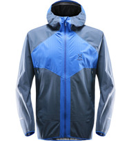 Haglofs L.I.M Proof Multi Jacket Men | cobalt blue / tarn blue