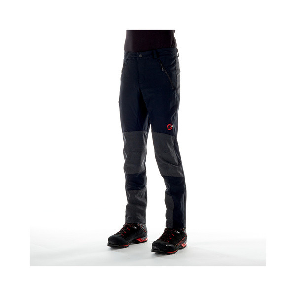Mammut Base Jump SO Pants Men - black