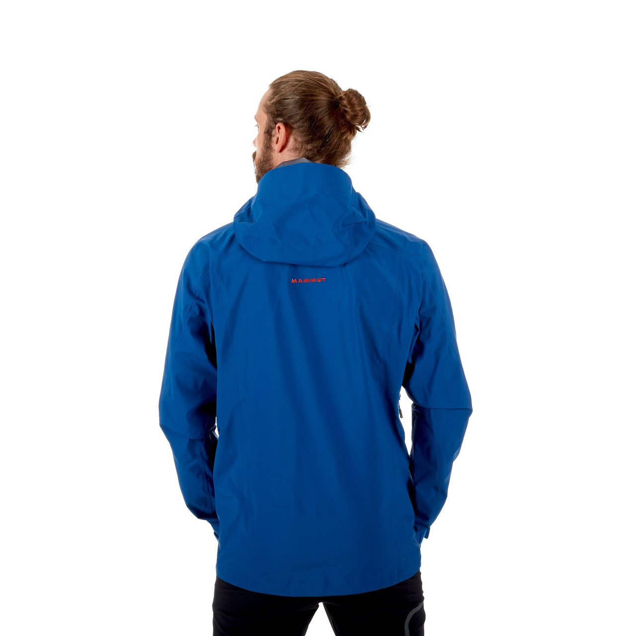 Mammut Meron Hooded Hardshell Jacket Men