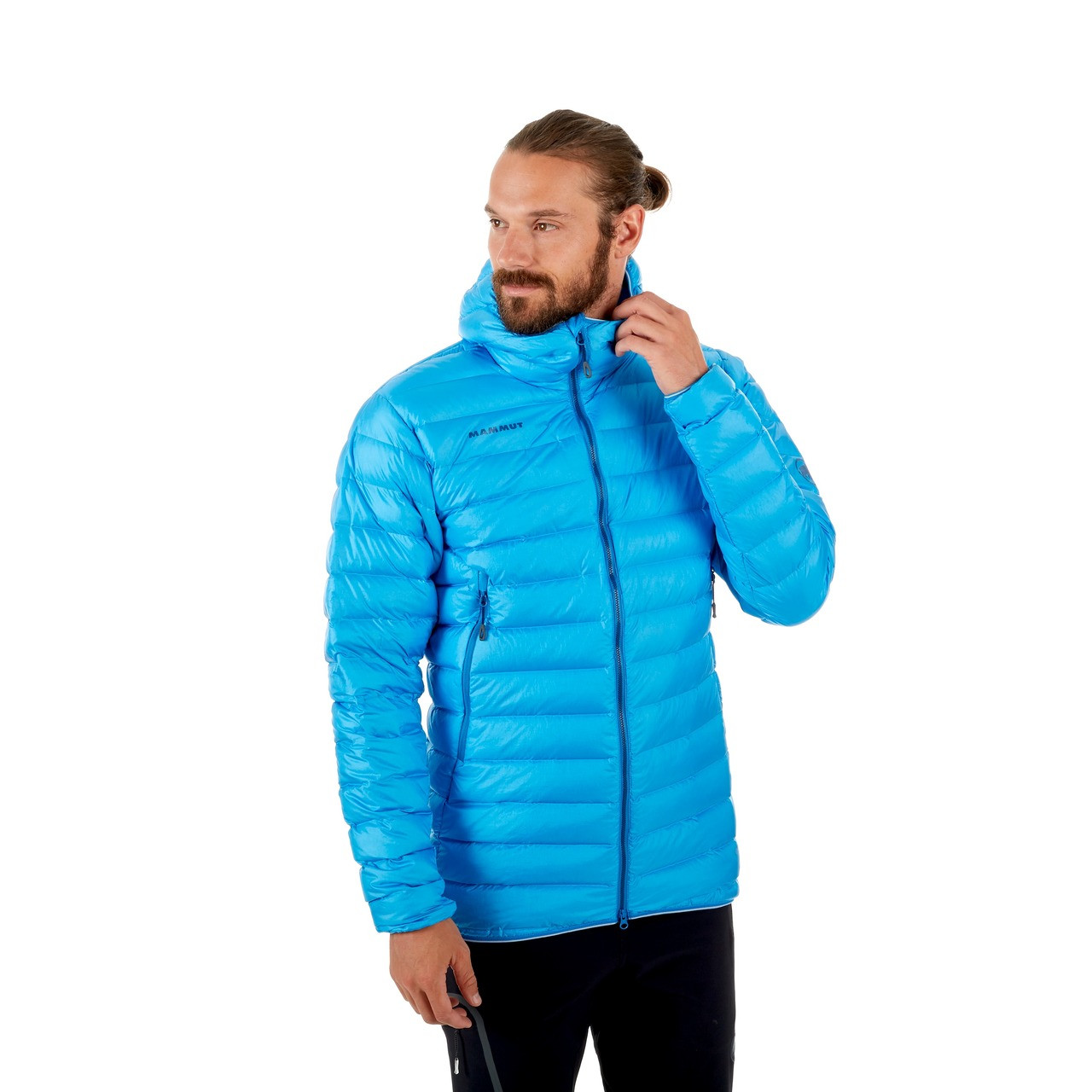 Mammut Broad Peak Pro Hooded Down Jacket Men