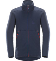 Haglofs Bungy Jacket Men Tarn Blue | men's fleece front