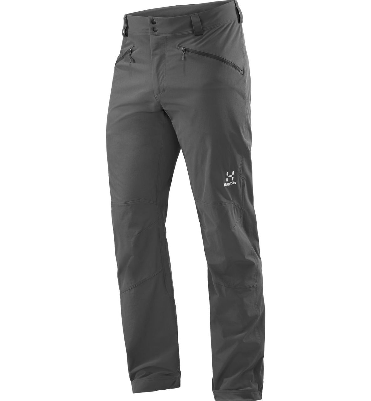 Haglofs Moran Pant Men Magnetite | men's walking pant side