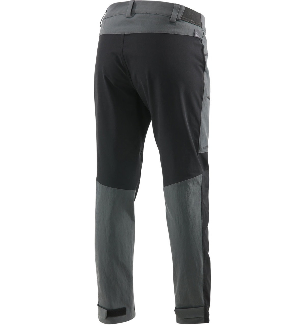 Haglofs Rugged Flex Pant Women Magnetite/True Black