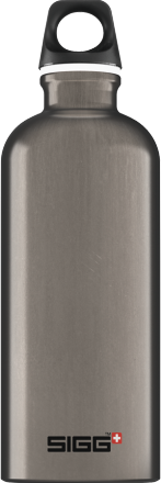 Sigg Water Bottle Traveller - 1l - Smoked Pearl