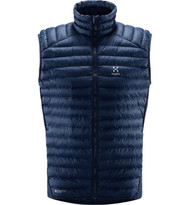 haglofs essens mimic vest tarn blue