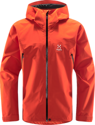 haglofs roc gtx jacket men | mountaineering jacket
