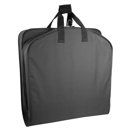 Style 756 garment bag folded