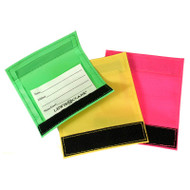 Handle Wrap ID in green, yellow, or pink