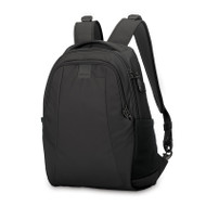 MetroSafe LS350 Anti-Theft Backpack in black