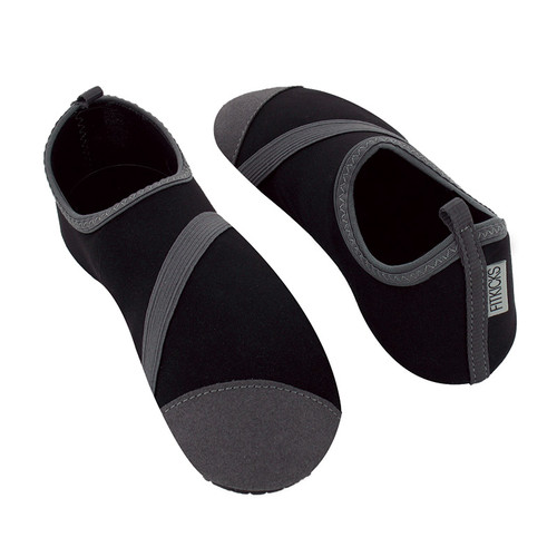 Fitkicks Travel Slipper in turquoise
