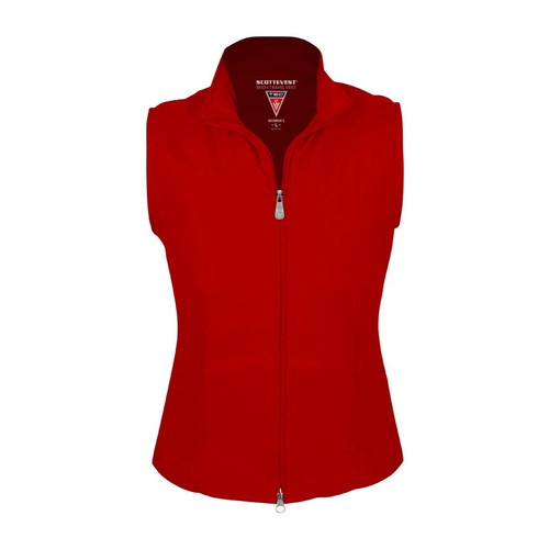 RFID Vest for Women in red